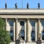Humboldt Universität zu Berlin, Hauptgebäude, 2016, Foto: Barbara Herrenkind