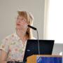 6. Internationales Doktorandenforum Kunstgeschichte des östlichen Europas, Deirdre Smith, Foto: Rebecca Kruppert