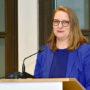 Arnheim Lecture, Claudia Schuster, Foto: Barbara Herrenkind