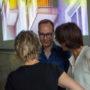 Vortrag Anke te Heesen, Matthias Bruhn, Foto: Merlin Noack