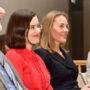 Arnheim Lecture 2020, Audrey Rieber und Charlotte Klonk, Foto Barbara Herrenkind